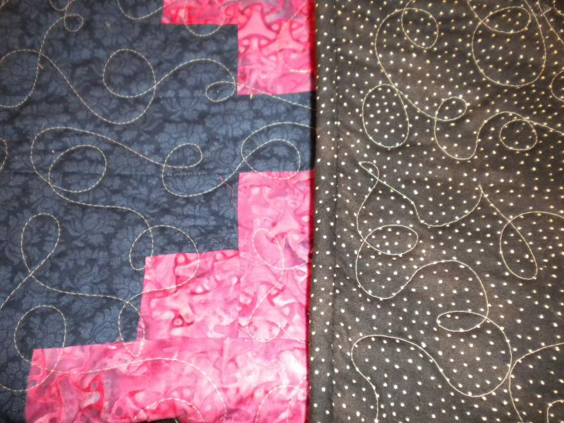 Loop Quilting Pattern