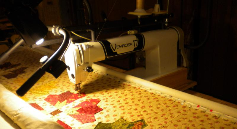 Long Arm Quilting Service